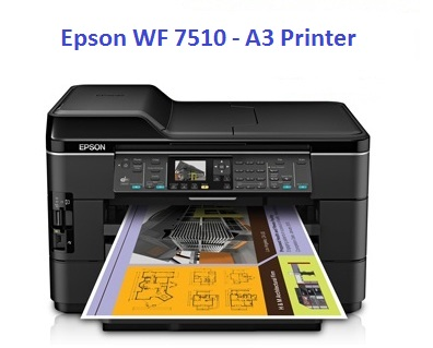 Epson Workforce 7510 printer