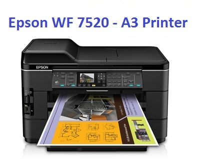 Epson Workforce 7520 printer